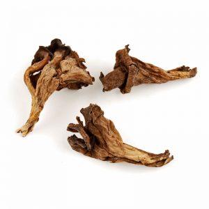 Black Trumpet Mushrooms Dried