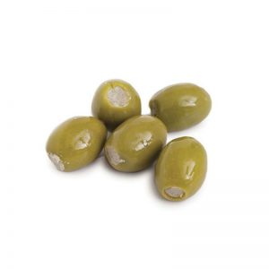 Green-Olives-Stuffed-with-Blue-Cheese