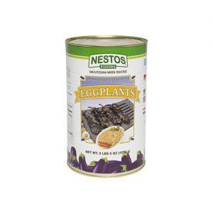 Eggplant-Puree-Roasted