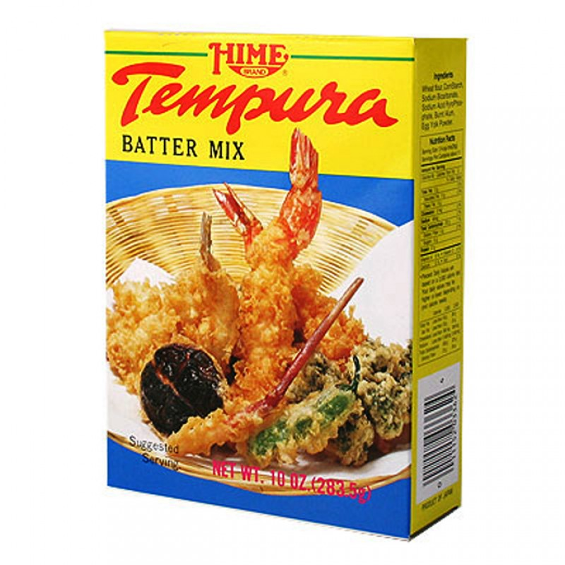 Tempura Batter Mix Japenese Cuisine Ultrafoods Food Service Supplier Ontario