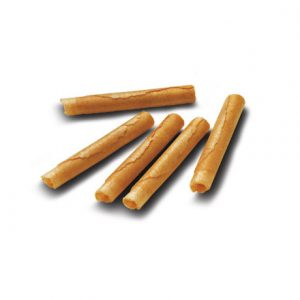 Gaufrettes-Rolled